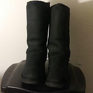 UGG Australia black Classic Tall boots #5804. Sz 9
